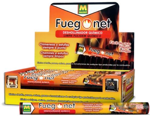 deshollinador quimico FuegoNet