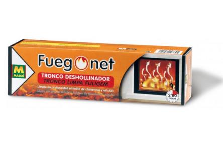 tronco deshollinador FuegoNet