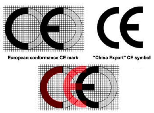 simbolo-confusion-ce-con-china-export