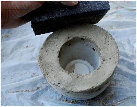 lijado cemento