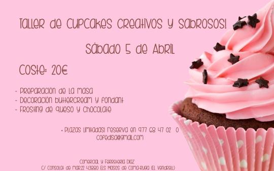 cupcakes 5 abril