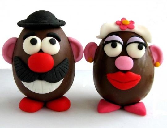 chocolate y fondant