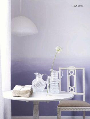 degradado lila