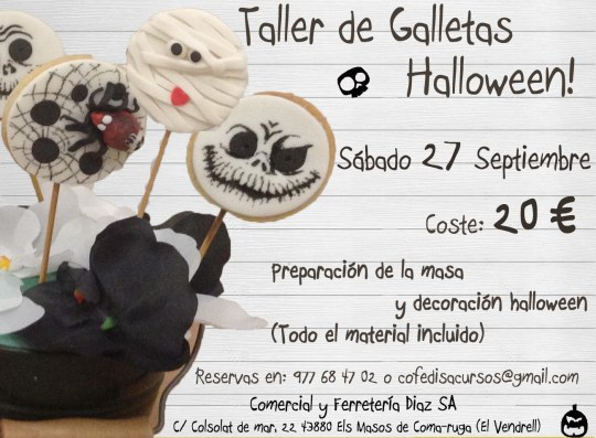 Taller Halloween
