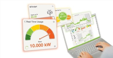 control gasto energetico en internet