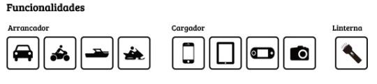funcionalidades minibatt pocket
