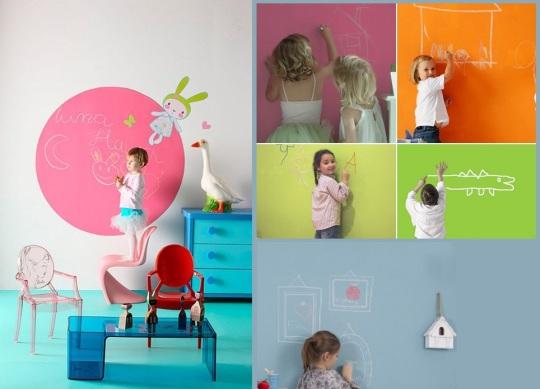 pintura efecto pizarra colores
