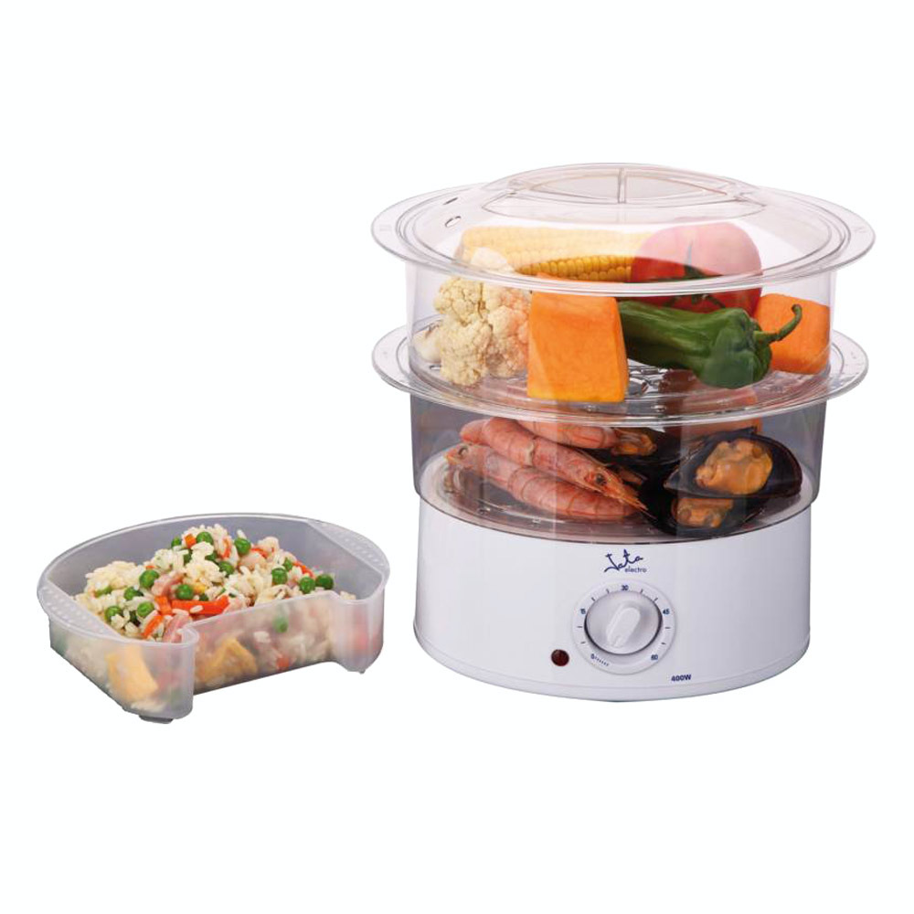 Los beneficios de la cocci n al vapor carnes pescados y for Cocinar verduras al vapor