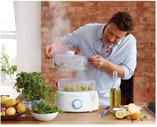 Los beneficios de la cocci n al vapor carnes pescados y - Recipientes de silicona para cocinar al vapor ...