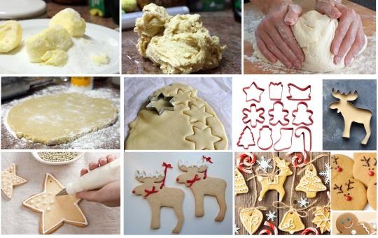 galletas navidad paso a paso