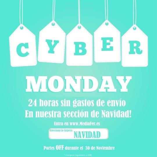 Cyber Monday Portes